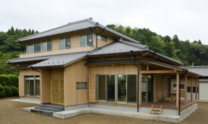 山武杉の家